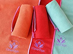Clever Yoga Towel and Hand Towel
