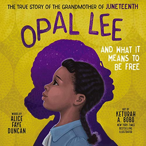Opal Lee and What It Means to Be Free cover art