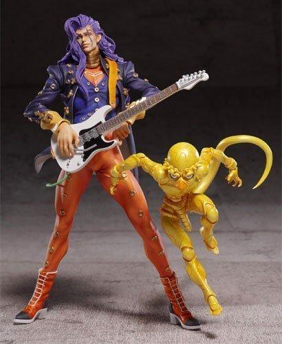 Statue Legend JoJo's Bizarre Adventure Part 4 Non Scale Pre-Painted PVC Figure: Otoishi Akira & Red Hot Chili Pepper
