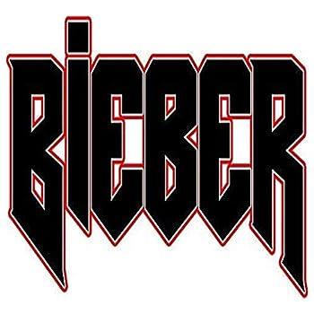 Justin Bieber Printed Decal Sticker - 5  Sticker for Cars Windows Notebooks Lockers Etc