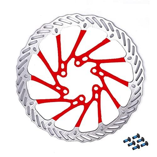 Sankuai 1SET G3 MTB Discos de Bicicleta Rotor de Freno de Acero...