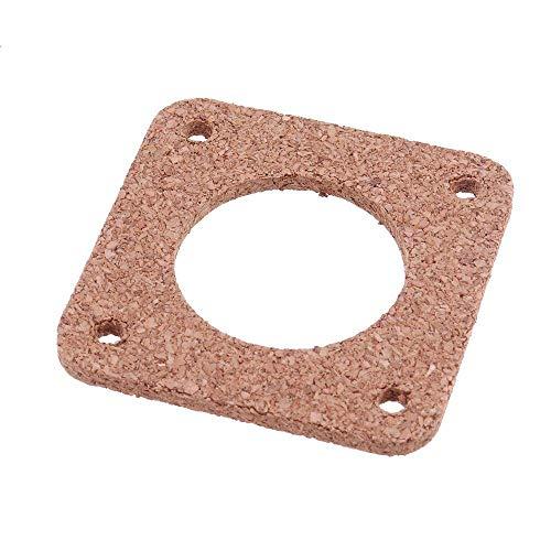 Yongenee Cork Gasket 5PCS 42 * 42mm Nema 17 Stepper Motor Damper for 42 Motor Absorber 3D Printer Part 3D printer parts tools