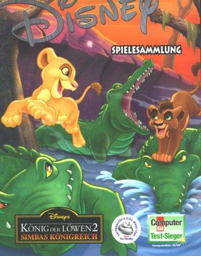 König der Löwen 2: Simbas Königreich - Spielesammlung