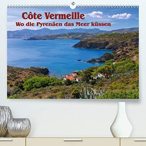 Cote Vermeille - Wo die Pyrenäen das Meer küssen (Premium, hochwertiger DIN A2 Wandkalender 2021, Kunstdruck in Hochglanz): Die Purpurküste in Südfrankreich (Monatskalender, 14 Seiten )