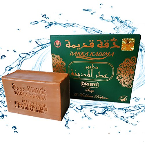 Original Aleppo Seife Dakka Kadima® Premium Edition (All Maddena Perfume)