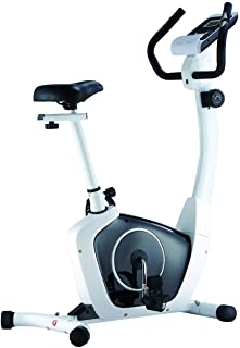 Upright Exercise Bike by Endurance - Magnetic Technology + 16 Resistance Levels + Ipad Holder. to Most Areas
