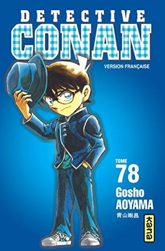 Détective Conan - Tome 78