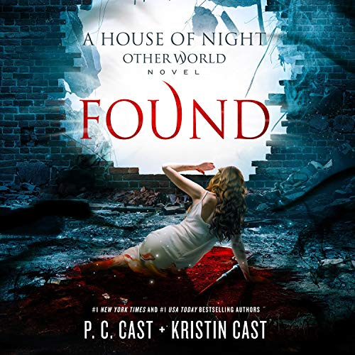 Found: The House of Night Other World Series, Book 4