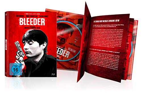 Bleeder (Limited Mediabook Edition B) (exklusiv bei Amazon.de) [Blu-ray]