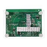 Módulo electrónico Regulador de la etapa ajustable NC Módulo de fuente de alimentación Módulo de voltaje de corriente Módulo de Buck 7A DC 60V Equipo electrónico de alta precisión