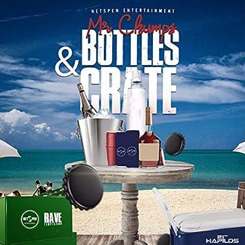 Bottles & Crate