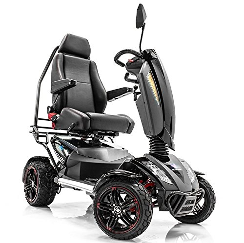 Find Discount Vita Monster X Model S12X Mobility Scooter by HeartWay USA