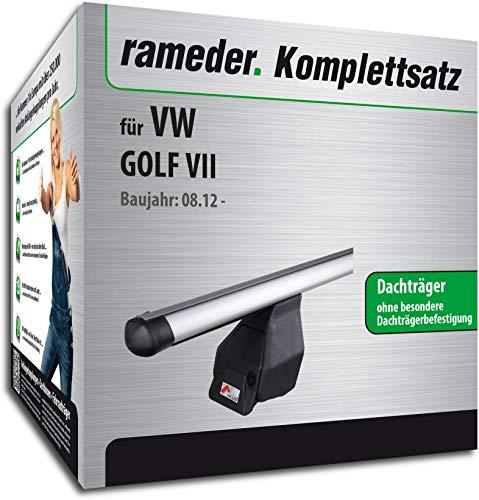 Rameder Komplettsatz, Dachträger Tema für VW Golf VII (118767-10585-19)