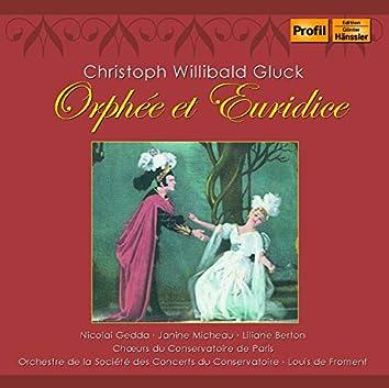 Gluck, C.W.: Orphee et Euridice