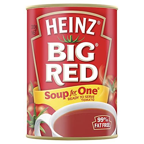 Heinz Soep Voor Een Grote Rode Tomaat 300gm
