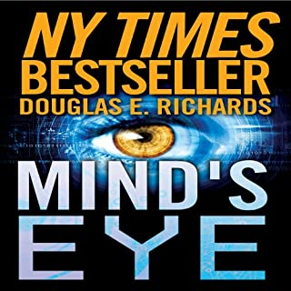 Mind's Eye audiobook cover art