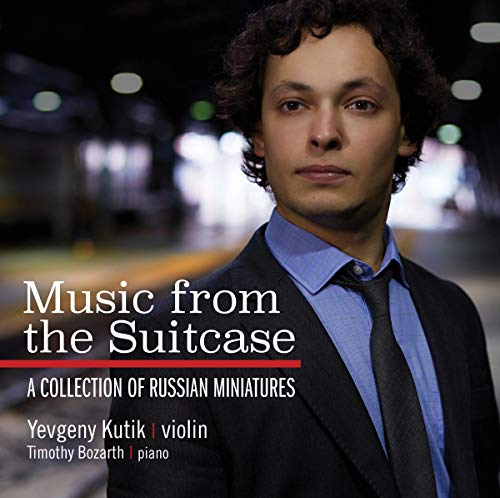 Music From The Suitcase: A Collection Of Russian