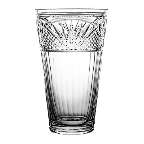 Crystaljulia vaas, kristal, 30 cm, 18 x 18 x 30 cm