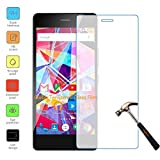 Owbb Glas Display Schutzfolie für Archos Diamond S Smartphone Screen Panzerglas Protector Hartglas Schutzfolie Ultar Clear