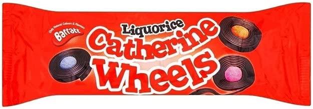 Barrat Liquorice Catherine Wheels 113g