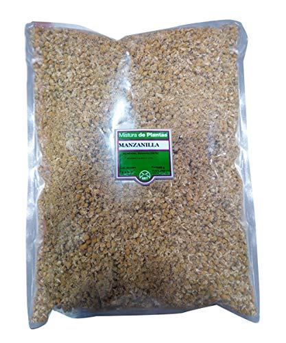 SABOREATE Y CAFE THE FLAVOUR SHOP Manzanilla En Flor De Origen Europeo Infusión Natural Digestiva Adelgazante 500 gr