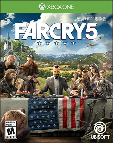 Far Cry 5 – Xbox One – Limited Edition