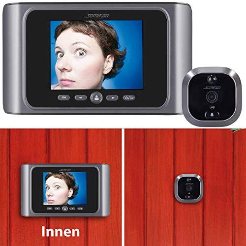 Somikon Digitale Türspion-Kamera - 2