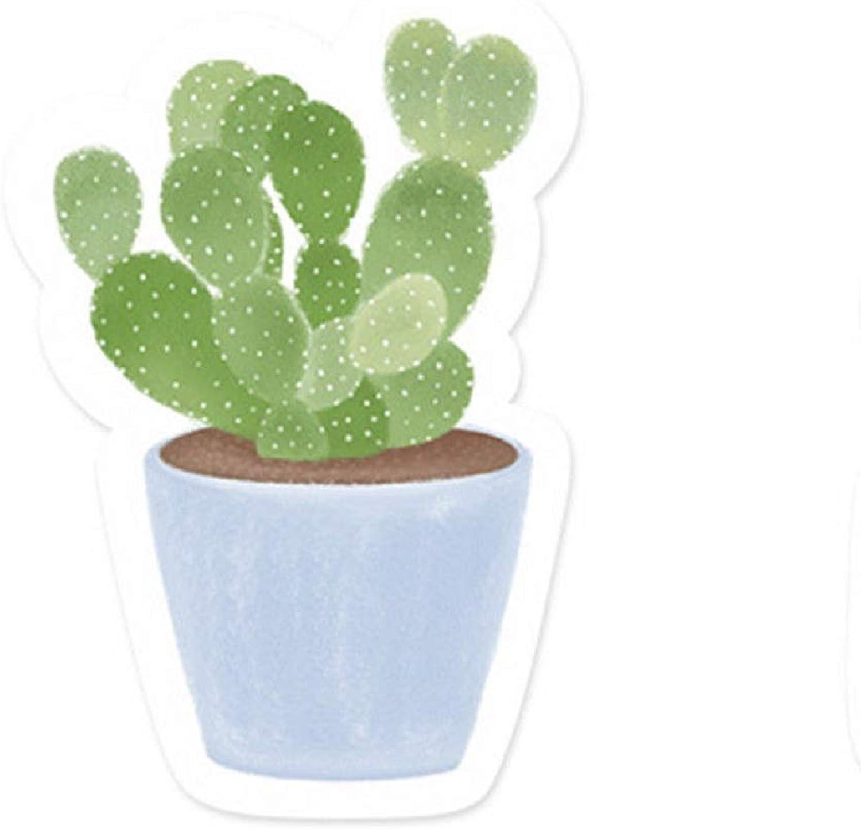 Süßes Cactus-Memo-Block, Papier, Buch, Haftnotizen selbstklebend Schreibwaren Schule B07MYS1MYK        Professionelles Design  993698