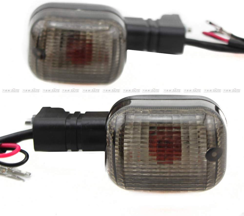 Amber Motorcycle Rear Turn Signal Indicators 12V 10W Bulb Lights For Yamaha BWS 50 125 R Zuma X BeeWee MBK BOOSTER Motorbike Blinker 1 Pair