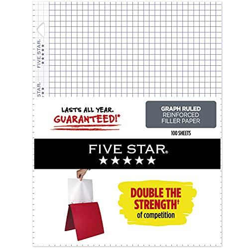 Five Star Loose Leaf Paper