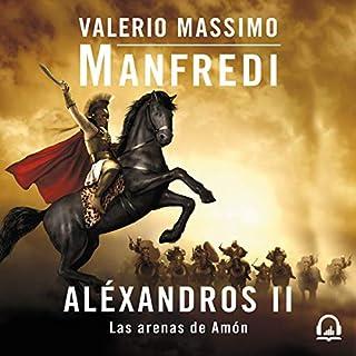Aléxandros II [Alexander II] audiobook cover art