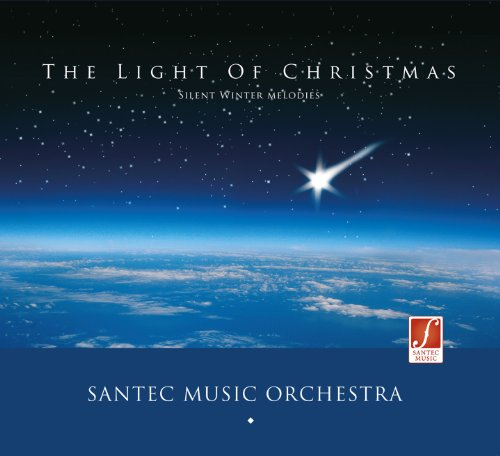 CD The Light of Christmas – la luce del Natale. Meravigliose melodie d'inverno per le festività natalizie.