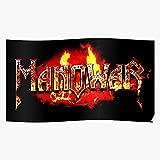 WolfTacticalusa Band Legendary 25 Popular Manowar Most