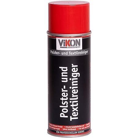 6 Dosen Vikon Polster Und Textilreiniger Spray 400 Ml Aktiv Schaumreiniger Baumarkt