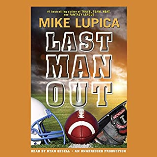 Last Man Out audiobook cover art