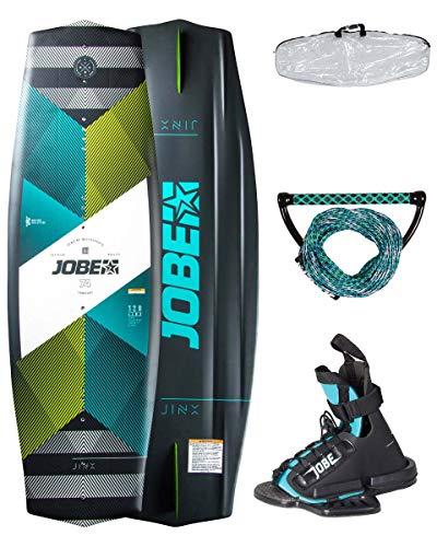 Jobe Kinder Jinx Paket 128 Wakeboard, Mehrfarbig