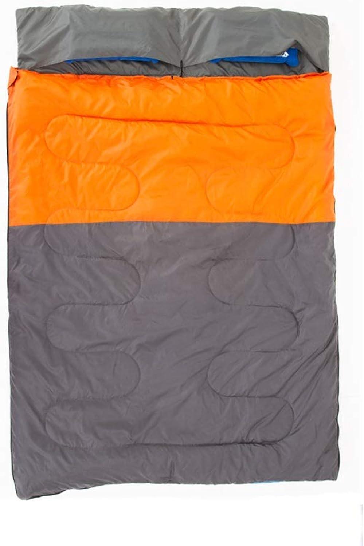 ventas en linea Saco De Dormir para Adultos, Liviano Y Y Y Cómodo sobre Mummy Sleeping Compact Compacto, Bolsa De Compresión para Actividades Al Aire Libre (Color   naranja)  promociones de descuento