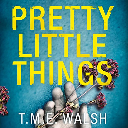 Pretty Little Things audiobook cover art