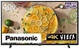 パナソニック 40V型 4Kダブルチューナー内蔵 液晶 テレビ TH-40JX750 VIERA 4K スマートテレビ (ネット動画対応) 2021年モデル