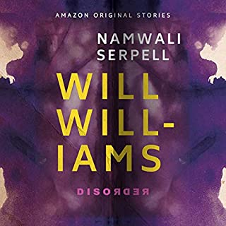 Will Williams audiobook cover art