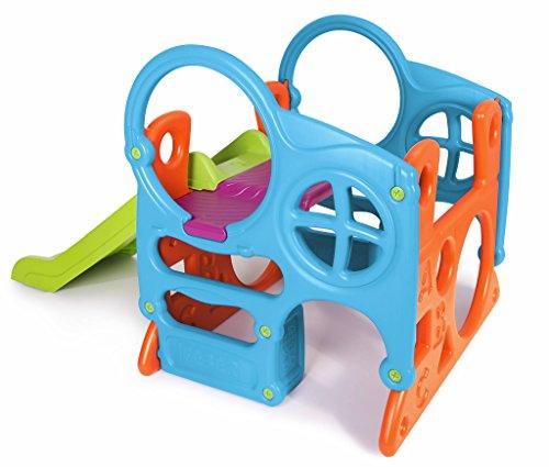 FEBER Activity Center - Centre d'activités avec toboggan pour enfants de 2 à 7 ans...