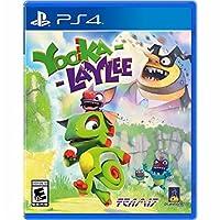 Yooka-Laylee PlayStation 4 プレイステーション4 テレビゲーム北米英語版 [並行輸入品]
