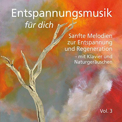 Sanfte Melodien zur Entspannung und Regeneration - mit Klavier und Naturgeräuschen Vol. 3