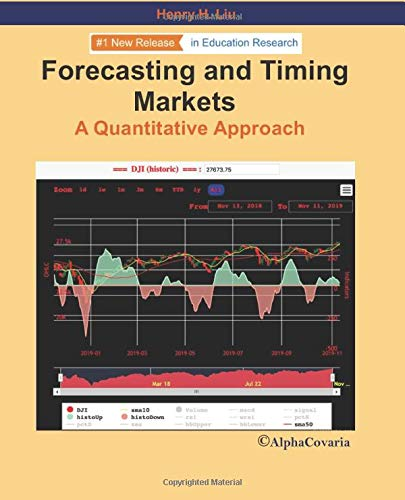 Compare Textbook Prices for Forecasting and Timing Markets: A Quantitative Approach  ISBN 9781707707881 by Liu, Henry H.
