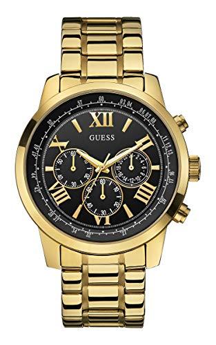 Reloj amarillo para Hombre. Estilo elegante