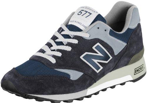 New Balance - Zapatillas de Deporte para Hombre, Color Azul, Talla 46.5