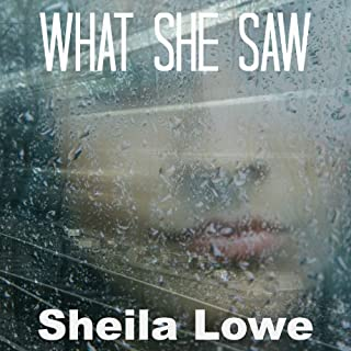 What She Saw audiobook cover art