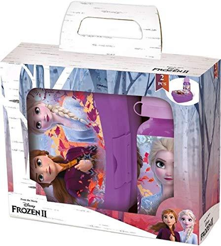 Frozen II Pausenset im Geschenkkarton