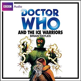 Doctor Who and the Ice Warriors cover art