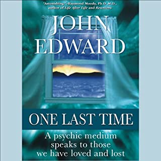 One Last Time audiobook cover art